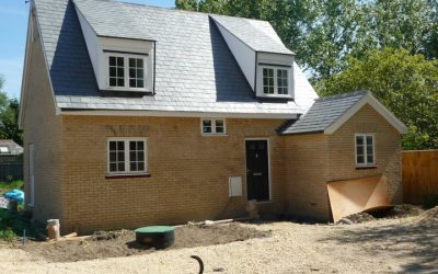 Church Lane, Cottenham, New Build
